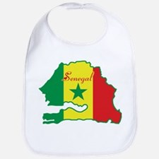 Cool Senegal Bib