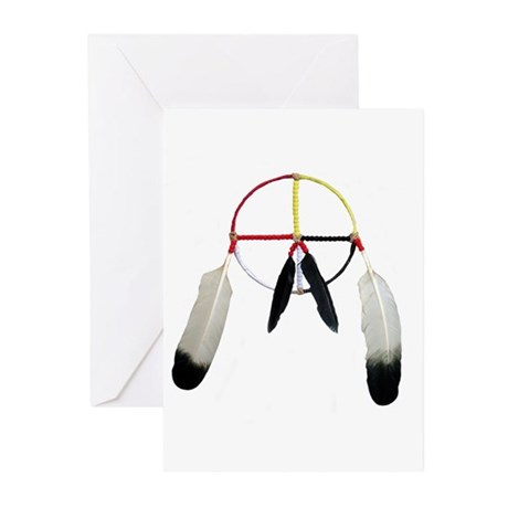 Medicine Wheel Greeting Cards (Pk of 20)