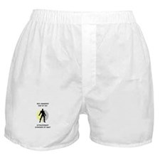 Chef Superhero Boxer Shorts