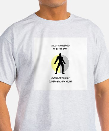 Chef Superhero T-Shirt