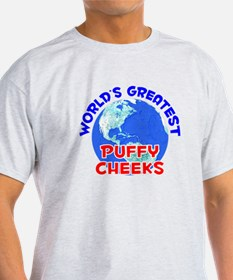 World's Greatest Puffy.. (E) T-Shirt