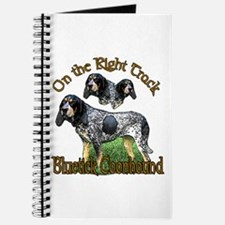 Bluetick Coonhound Gifts Journal