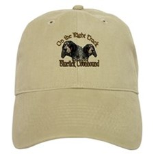 Bluetick Coonhound Gifts Baseball Cap