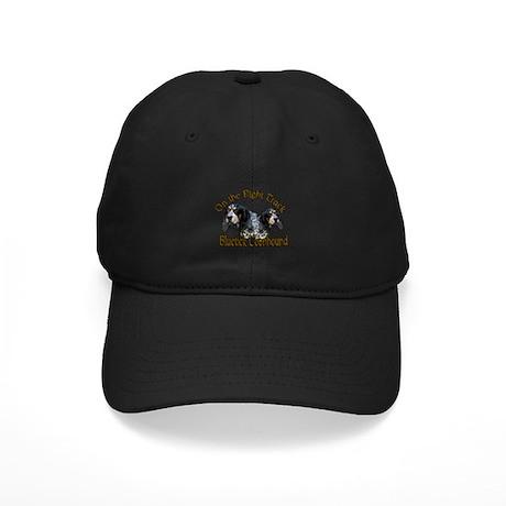 Bluetick Coonhound Gifts Black Cap