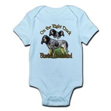Bluetick Coonhound Gifts Infant Creeper