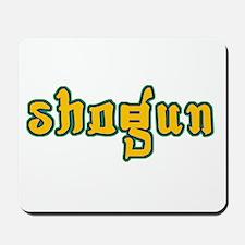 Shogun Mousepad