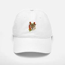 Cheetah with Aloe Baseball Baseball Cap