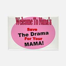 WelcometoNANASsavethedramaforyourmama Magnets