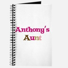 Anthony's Aunt Journal