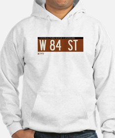 84th Street in NY Hoodie