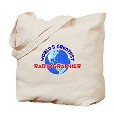 World's Greatest Radio.. (E) Tote Bag