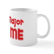 A Russian Major Loves Me Mug