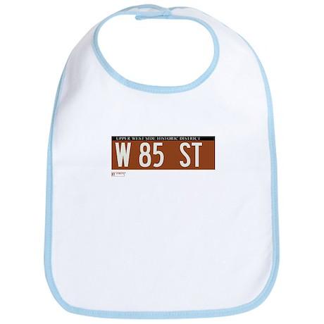 85th Street in NY Bib