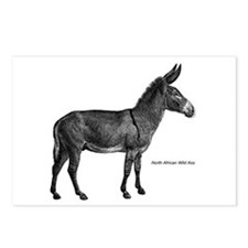 Wild Ass Postcards (Package of 8)