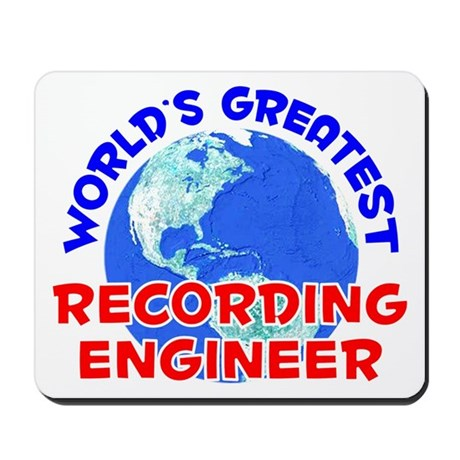 World's Greatest Recor.. (E) Mousepad