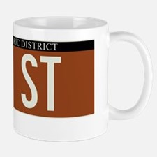 86th Street in NY Mug