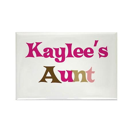 Kaylee's Aunt Rectangle Magnet