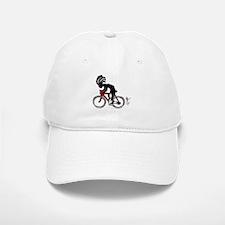 Kokopelli Bicycle Baseball Baseball Cap