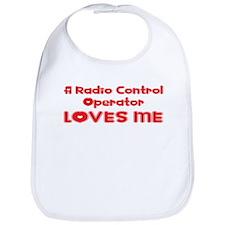 A Radio Control Operator Loves Me Bib