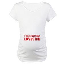 A Racquetball Player Loves Me Shirt