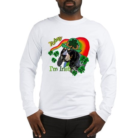 St Pat's Bluetick Coonhound Long Sleeve T-Shirt