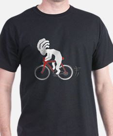 Kokopelli Bicycle T-Shirt