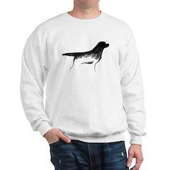 Cave Dog Labrador Retriever Sweatshirt