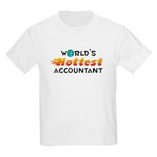 World's Hottest Accou.. (C) T-Shirt