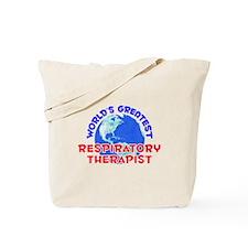 World's Greatest Respi.. (E) Tote Bag