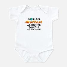 World's Hottest Accou.. (C) Infant Bodysuit