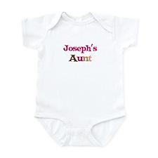 Joseph's Aunt Infant Bodysuit