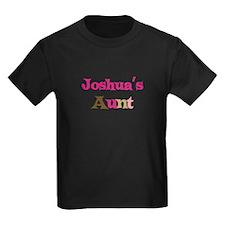 Joshua's Aunt  T