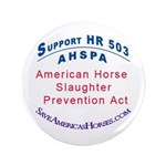 """AHSPA Support 3.5"""" Button"""