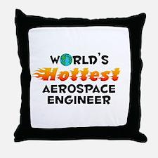 World's Hottest Aeros.. (C) Throw Pillow
