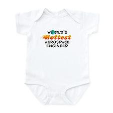 World's Hottest Aeros.. (C) Infant Bodysuit