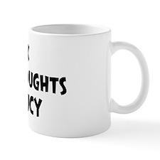 Lucy (impure thoughts} Coffee Mug