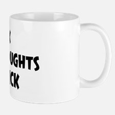 Nick (impure thoughts} Mug