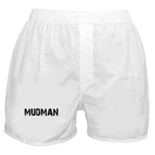 Mudman Boxer Shorts