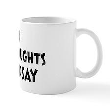 Lindsay (impure thoughts} Mug