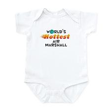 World's Hottest Air M.. (C) Infant Bodysuit