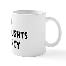 Nancy (impure thoughts} Mug