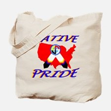 NATIVE PRIDE Tote Bag