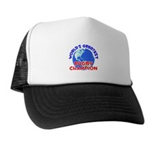 World's Greatest Rugby.. (E) Trucker Hat