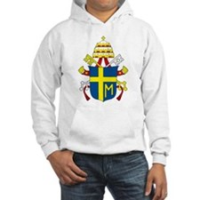 Pope John Paul II Coat of Arm Hoodie