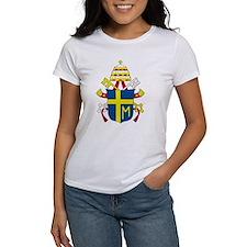Pope John Paul II Coat of Arm Tee