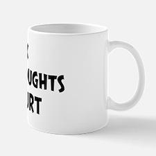 Curt (impure thoughts} Mug
