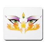Belly Dance Shimmy Chic Mousepad