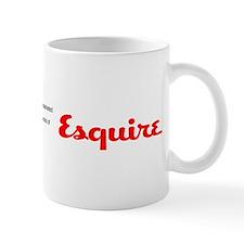 Esquire Mug