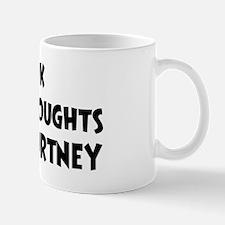 Courtney (impure thoughts} Mug