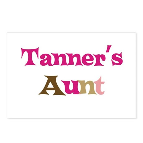 Tanner's Aunt Postcards (Package of 8)